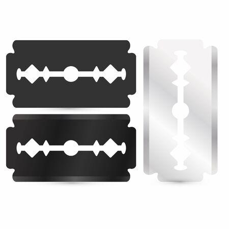 Blade razor Stock Vector - 17398028