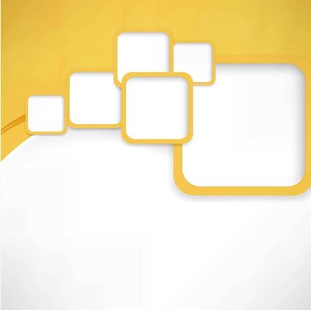 background design: Background with squares Illustration