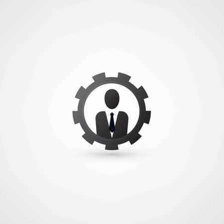 allocate: Engineering symbol