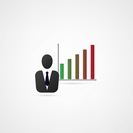 successful businessman Stock Vector - 21991440