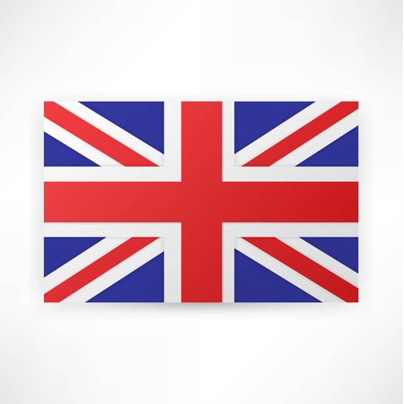 british flag: flag london background.