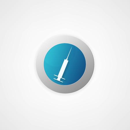 infirmary: syringe icon