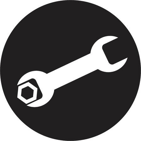 Setting icon Stock Vector - 24585377