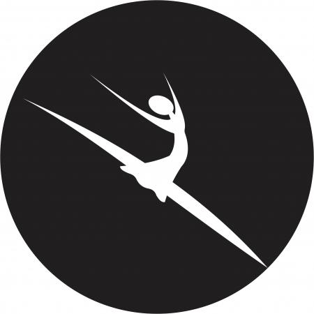 manicurista: icono de bailarina