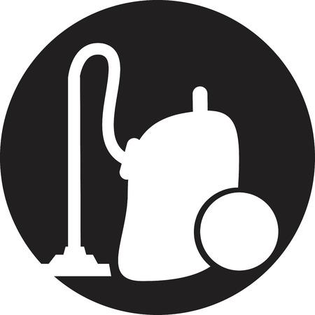 vacuum cleaner: vacuum cleaner icon