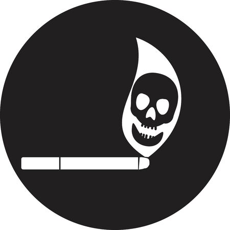 smoking symbol Vector