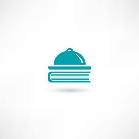 book icon Stock Vector - 25018611