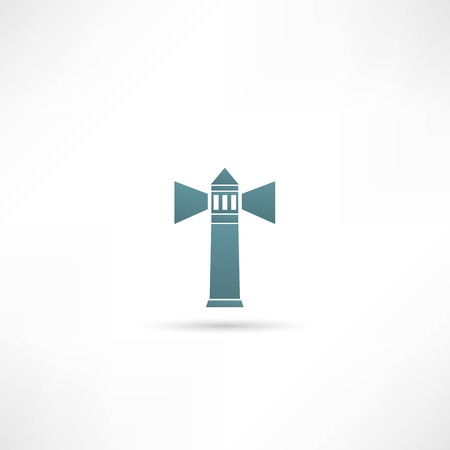 illuminative: Lighthouse icon
