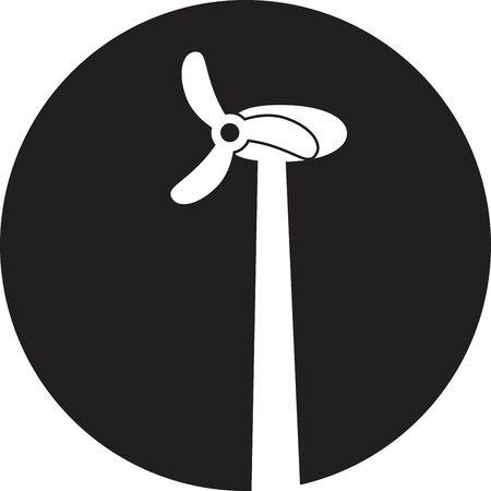 airscrew: Fan Ventilator Vector icon