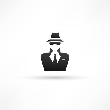 espía icono