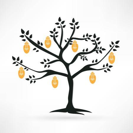 arbor: tree icon