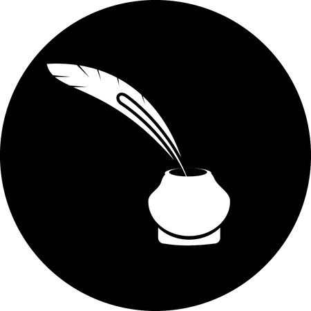 pen for writing icon