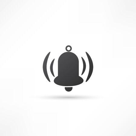 handbell: Ringing bell icon