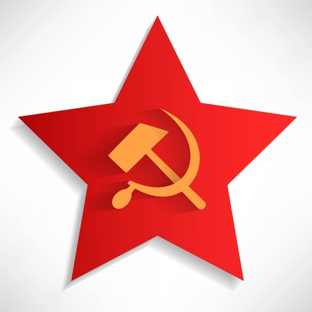 hammer and sickle: sickle and hammer icon