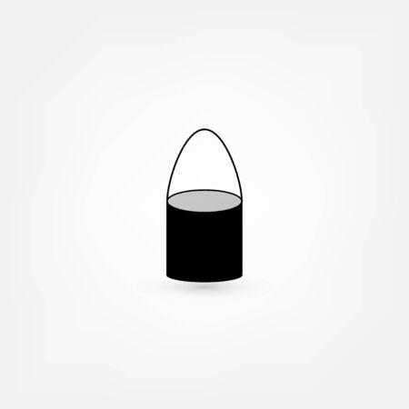 constructional: bucket