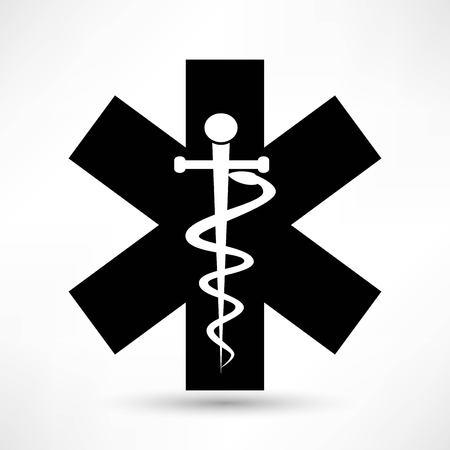 scepter: Medical symbols