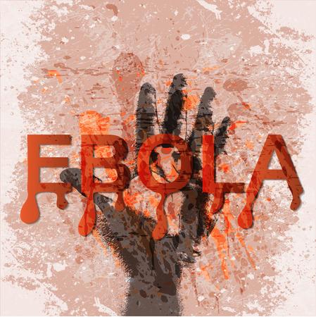 viral strain: deadly ebola virus epidemic
