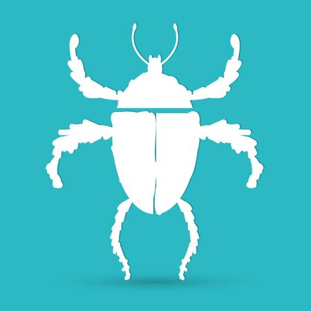 creeps: illustration of bug