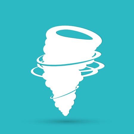 cyclonic: Hurricane icon