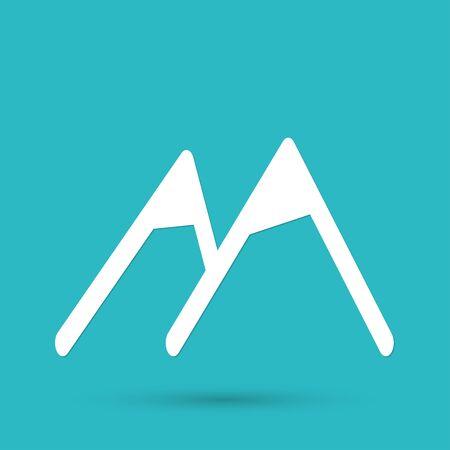 Mountainside: Mountain icon