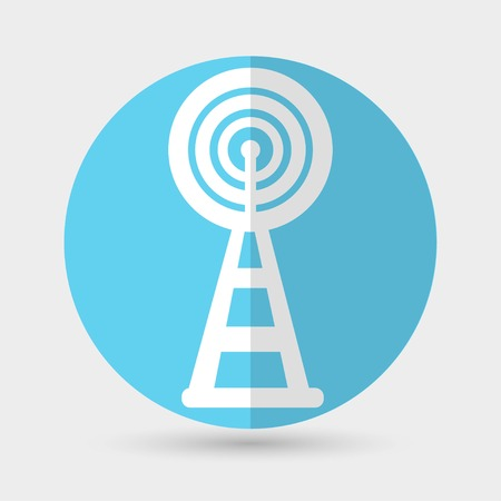 communication tower: communication tower Icon