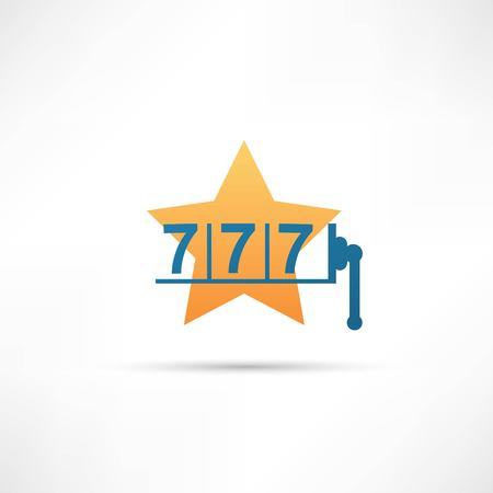 wheel of fortune: 777 star icon