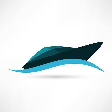 yacht club: yacht icon