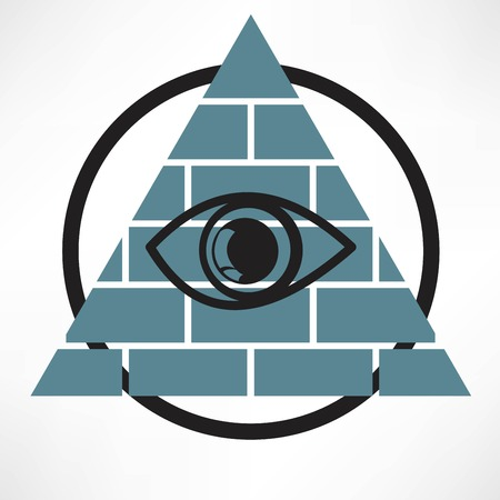 freemasonry: Pyramid Eye