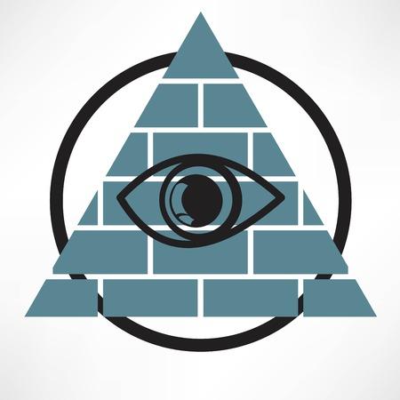 illuminati: Pyramid Eye