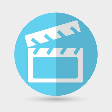 cinema background: cinema icon