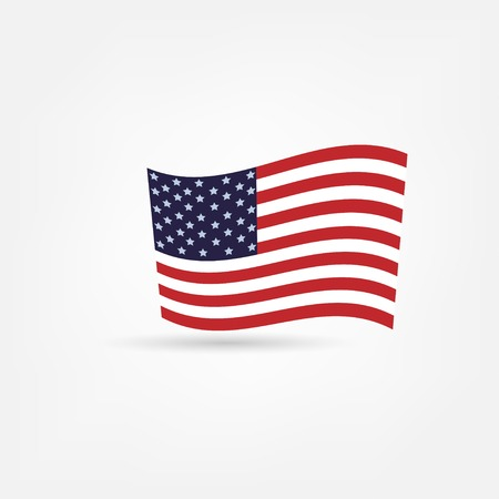 usa flag: america flag icon