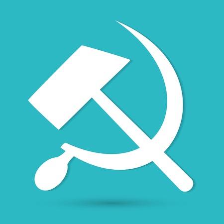 icone: sicklsickle hammer icone