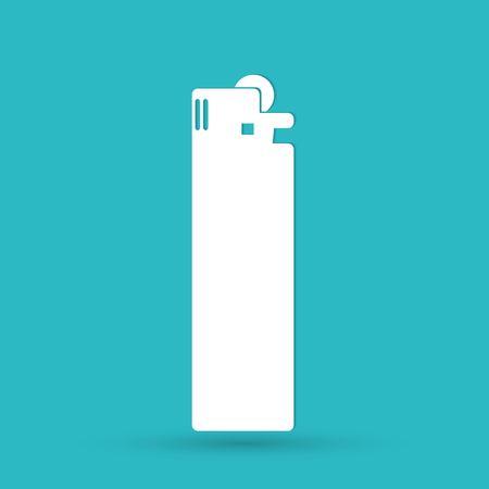 flint: lighter icon