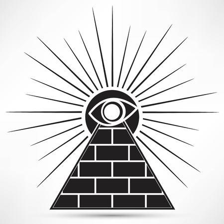 gnostic: Pyramid Eye