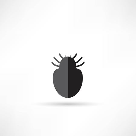 fang: Spider icon Illustration