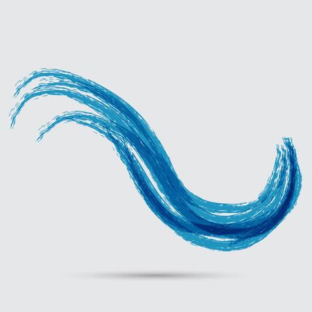blue wave: Blue wave sign