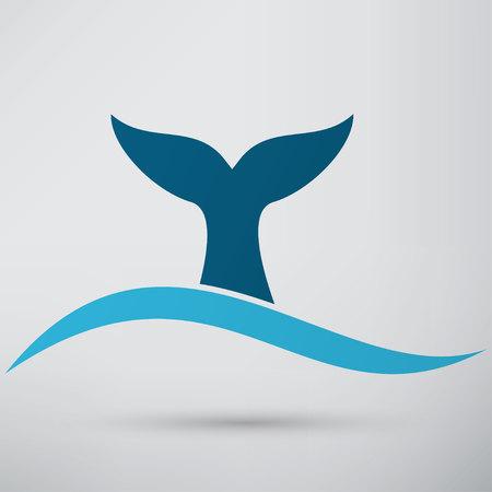 curve claw: shark icon