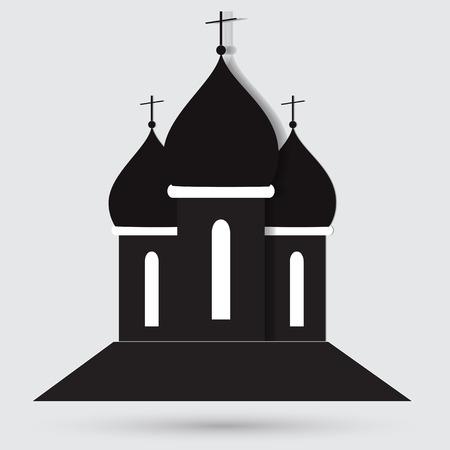 kopule: Pravoslavná katedrála církev