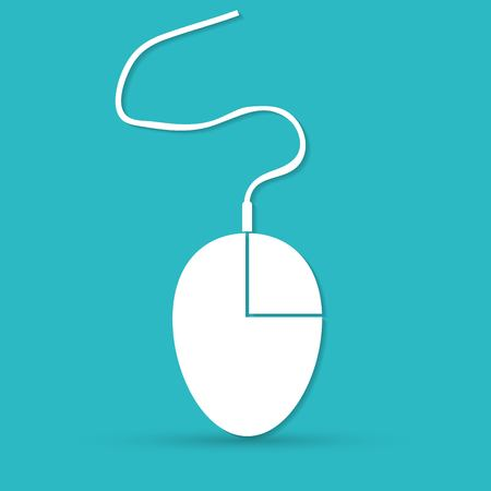computer mouse icon: Computer mouse icon