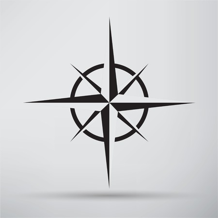 old compass: Compass Icon
