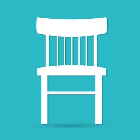 furniture: Furniture Icon Illustration