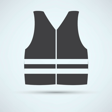 life jackets: life vest Illustration