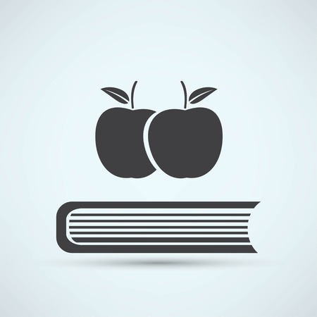 astute: Book icon Illustration