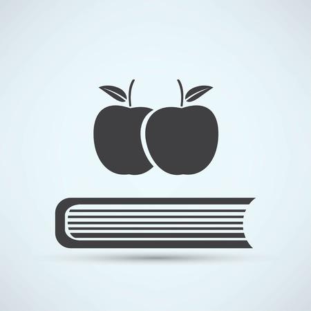astute: Book icon Illustration