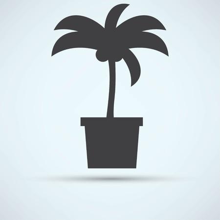 family gardening: Tree icon