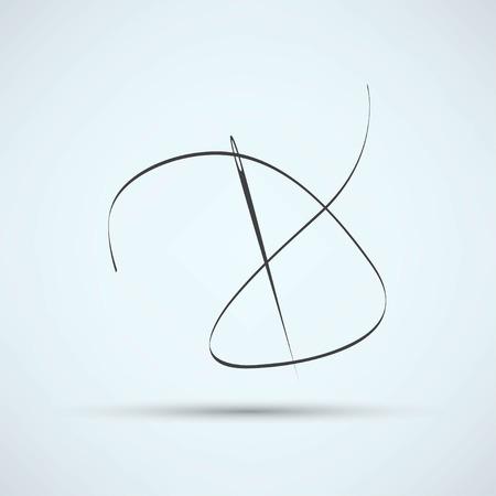 needle: needle Illustration