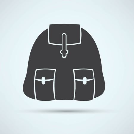 tripping: backpack icon