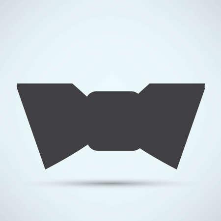 occassion: bow tie icon Illustration