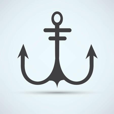 anchored: Anchor Icon
