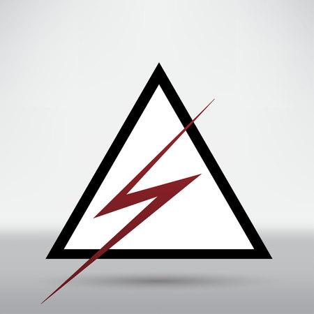 lightning arrow: Lightning arrow icon